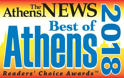 Best of Athens Logo 2018