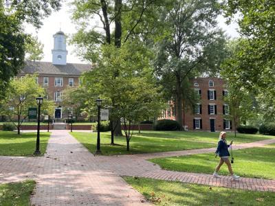 Ohio University amid Pandemic