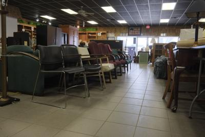 OU Inn and Habitat collaborate to sell used hotel furniture, other items