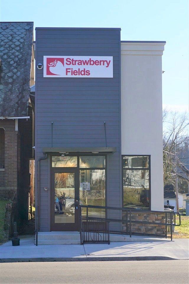 Strawberry Fields pot dispensary Logan