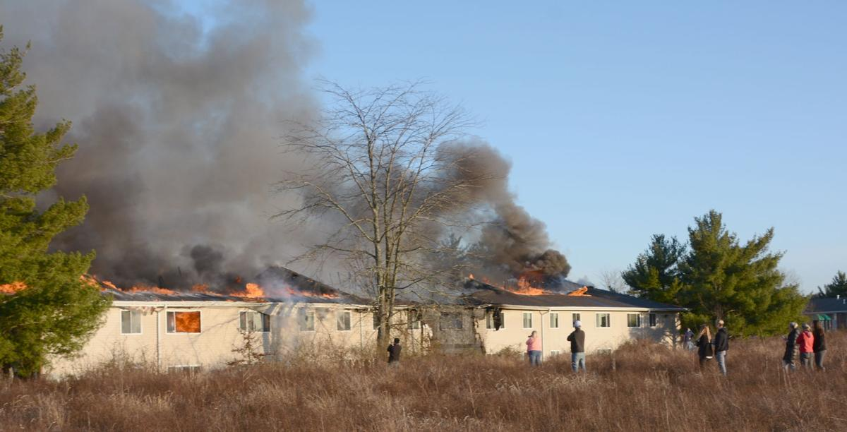 Apartment complex fire sparks lawsuit
