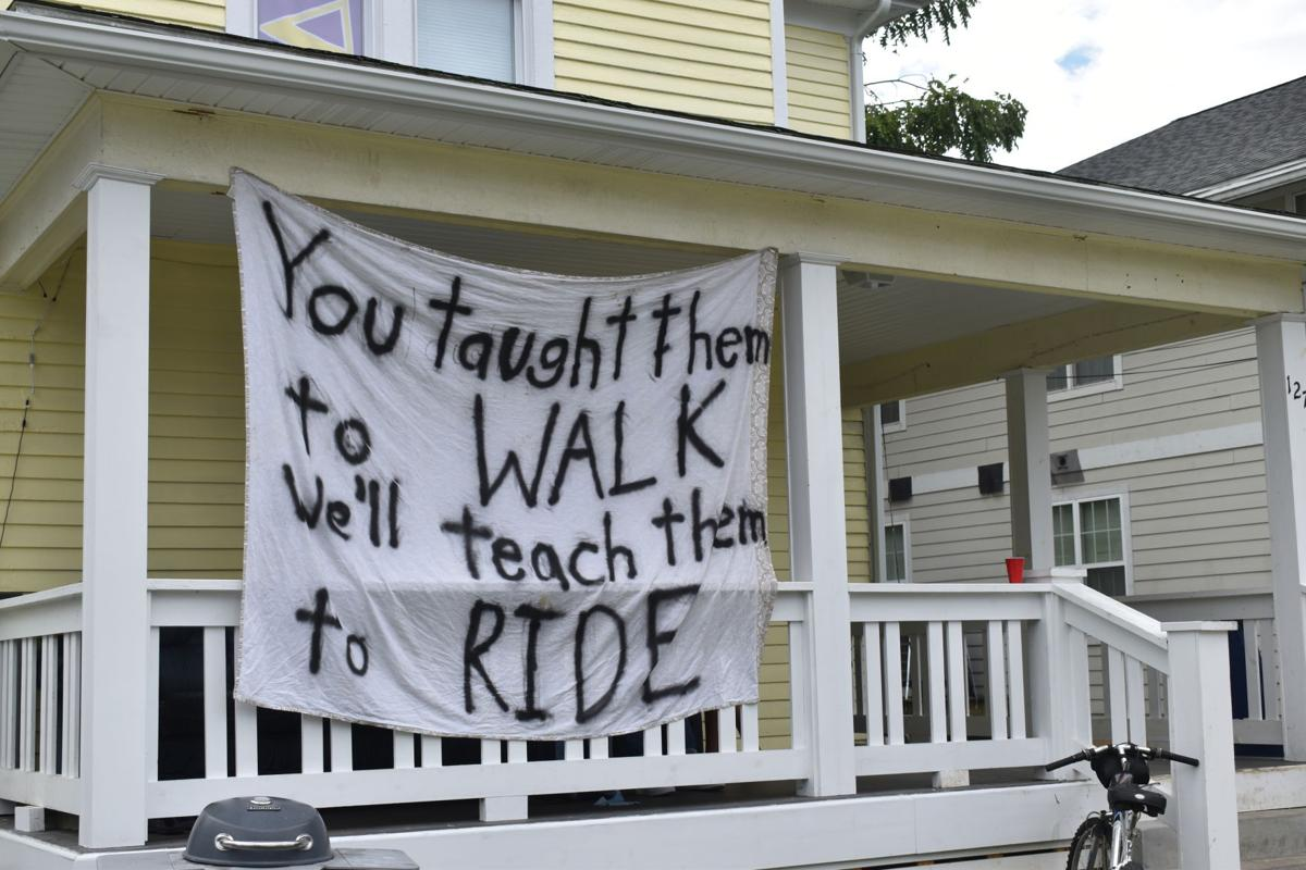 Mill Street banner again