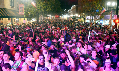 Athens Halloween Block Party 2020 Athens Halloween to see big changes this year | Local News