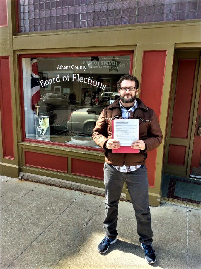 Damon Krane for mayor