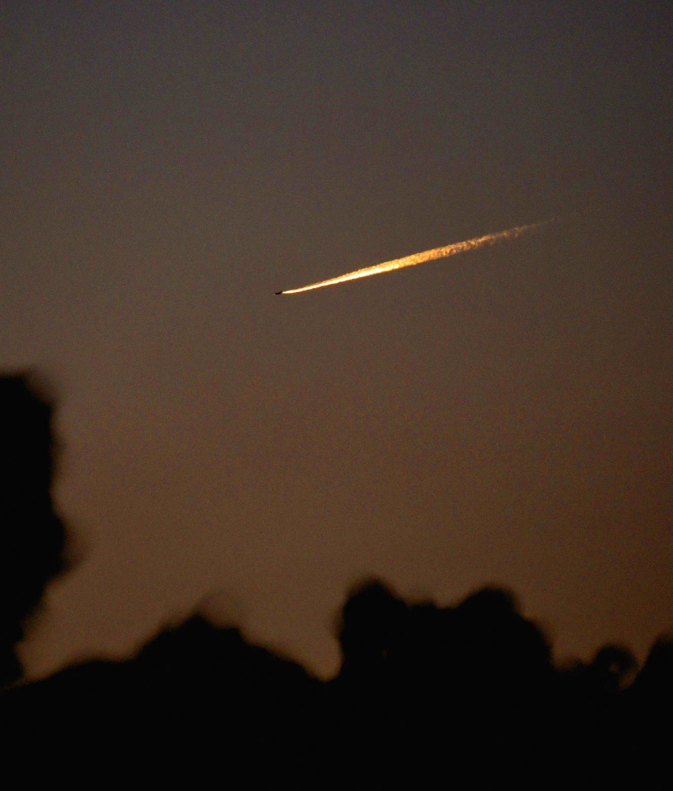Not a comet