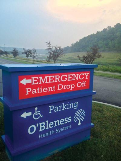 OhioHealth O'Bleness emergency room