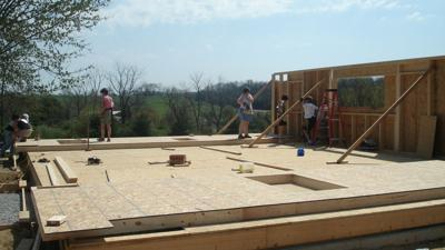 Women Raise the Roof raise more than that for Habitat SEO
