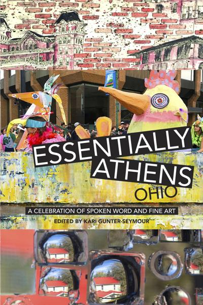 Essentially Athens cover