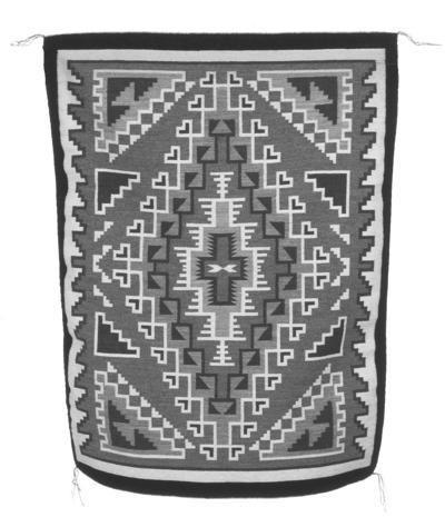 kennedy exhibit shows off unique navajo weaving art special