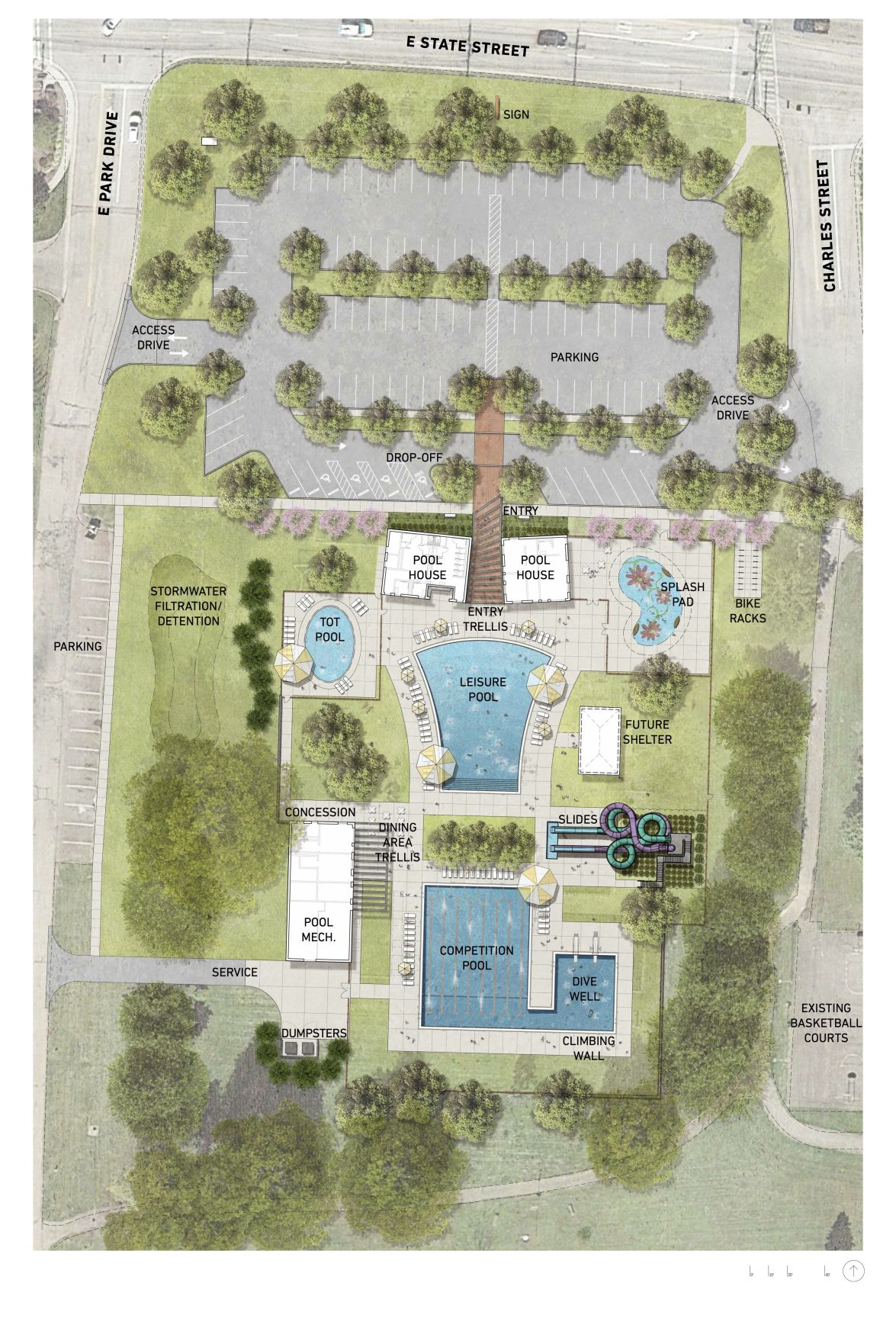 New City Pool Coming Into Focus