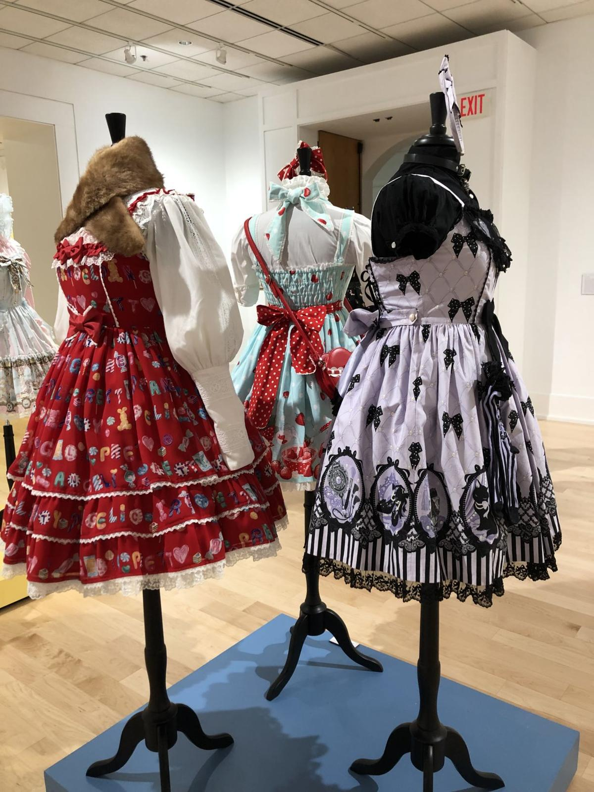 dresses -- collections exhibit
