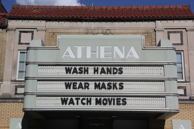"""Wash Hands. Wear Masks. Watch Movies."""