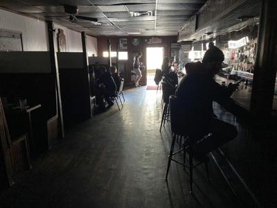 The Pub with no power