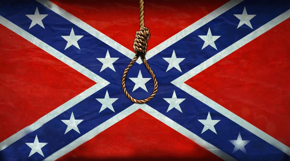 ?Hanging? the Rebel flag can lead to healing, reconciliation