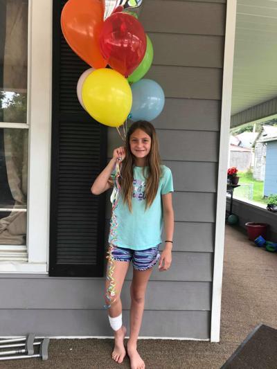 11-year-old Mckee