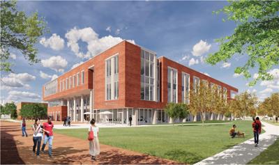 new med school building