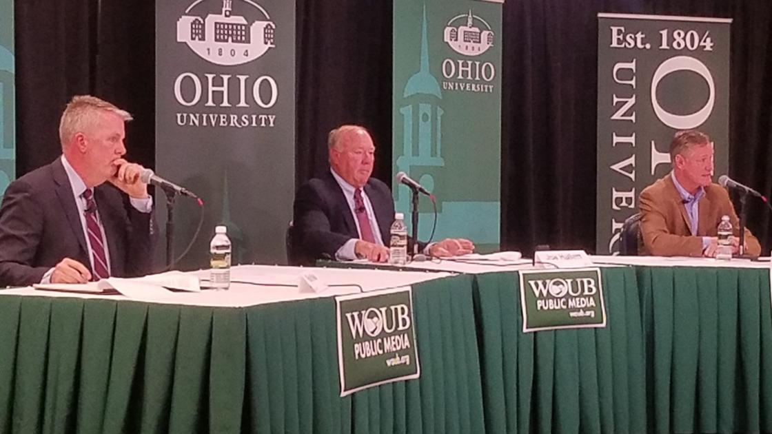 In OU Debate, Stivers & Neal Carve Out Their Positions