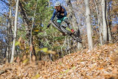 Strouds Run Mountain Bike dude