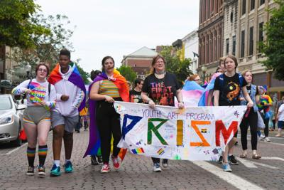 Prism program march lgbt pride athens