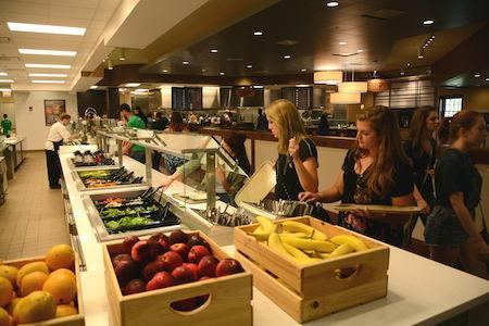 Ou Buys Local Food For Dining Halls But How Local Is It