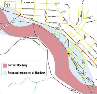 New Flood Maps Threaten Hardship In Nelsonville Local News