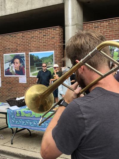 Largemouth brass