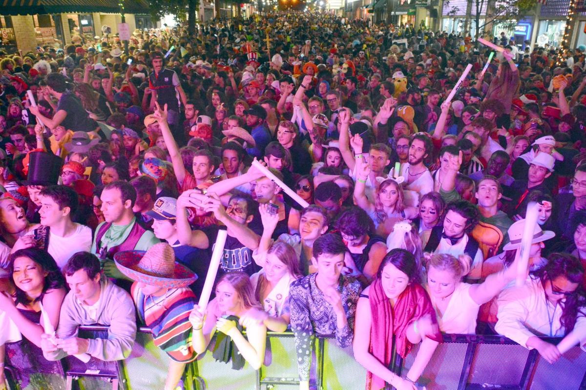Halloween '16 block party customarily wild | Local News ...