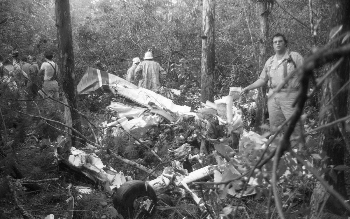 plane crash - florida
