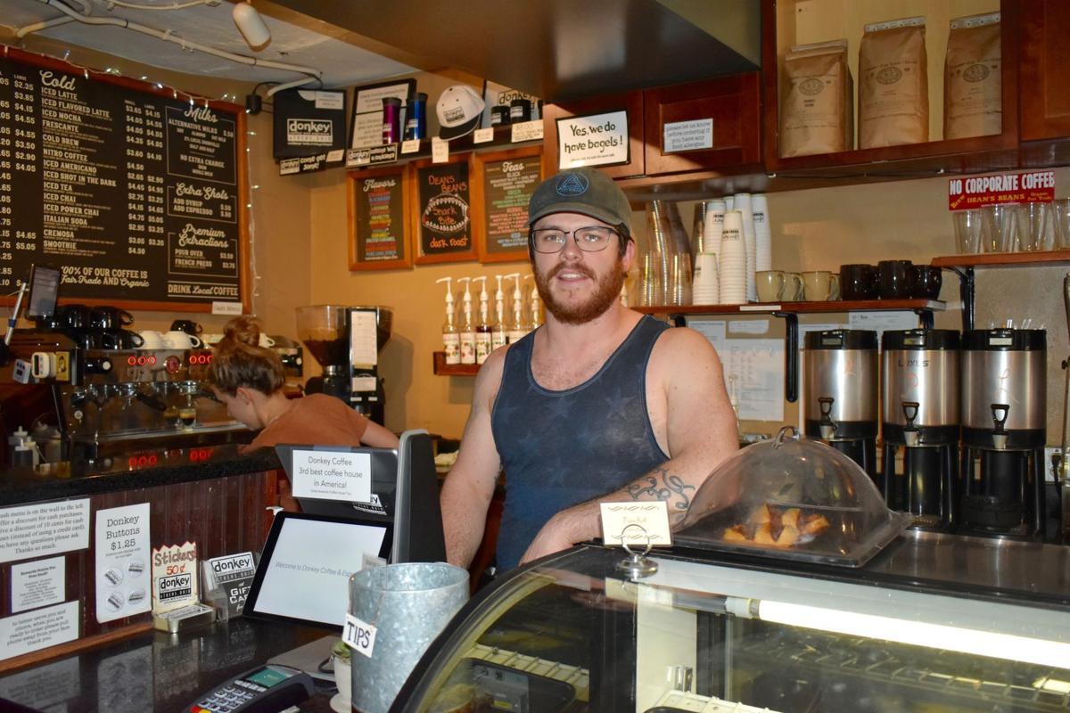 Ben Ziff Donkey Coffee