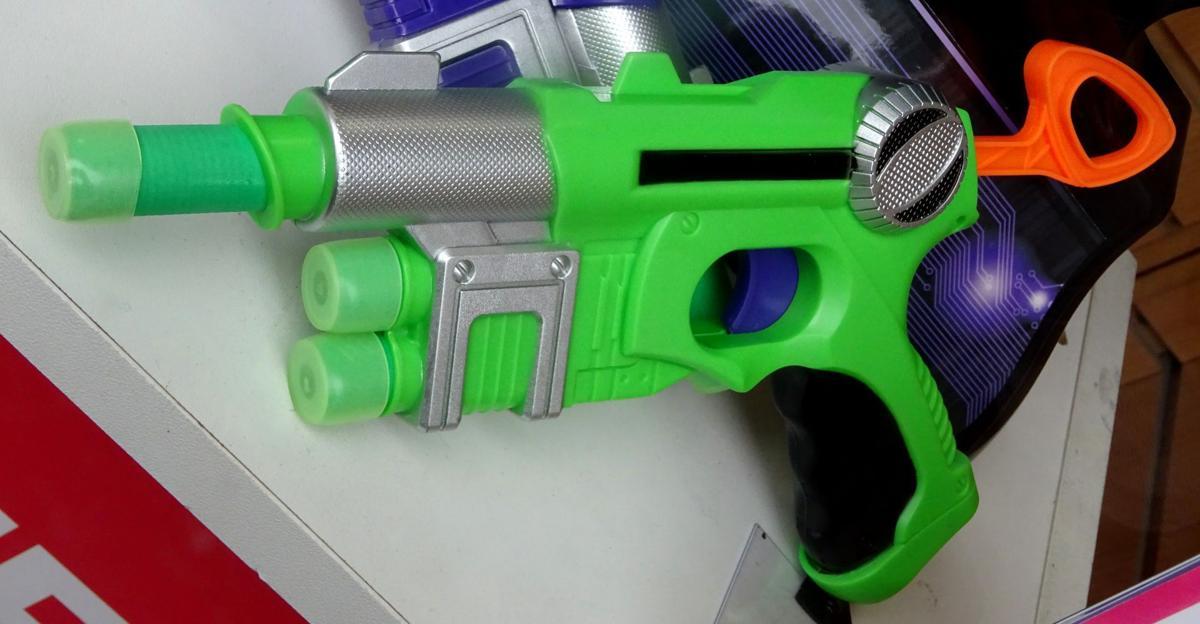Squir gun - Water gun
