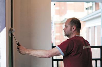 Local coffeehouse celebrates decade of java and talk
