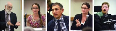 City Council candidates