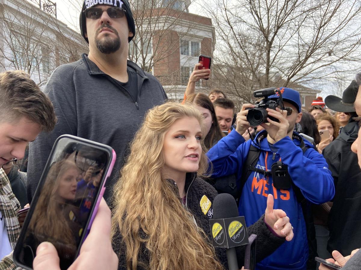 Bennett protest