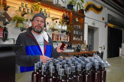 Kelly distillery hand sanitizer