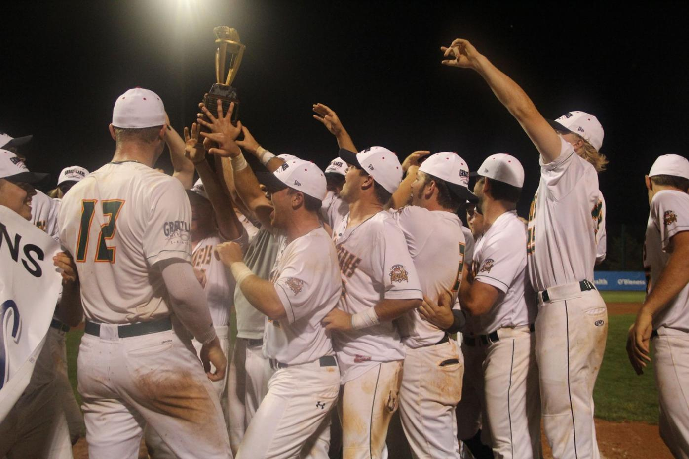 copperheads trophy