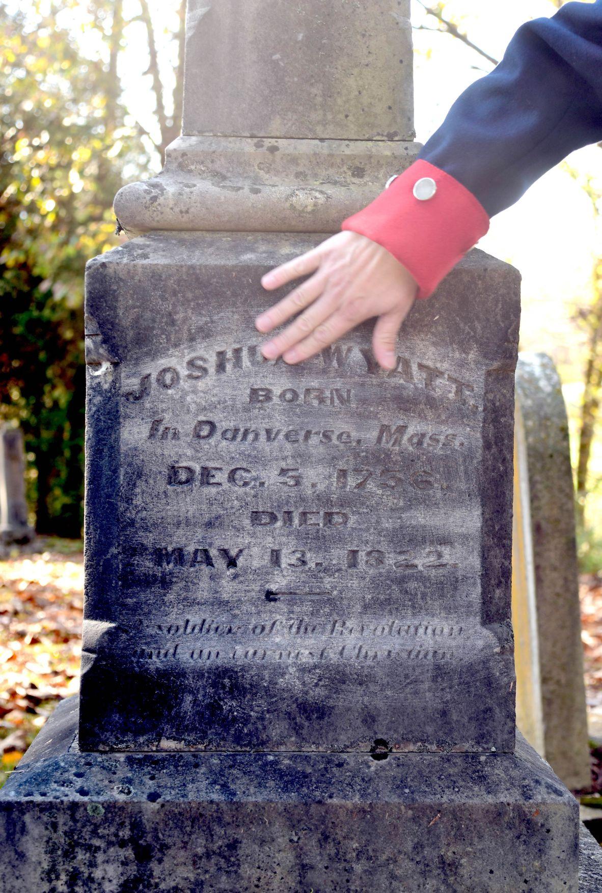 Josh wyatt grave