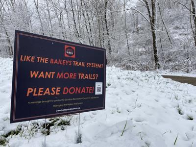 Baileys Trail System fundraising