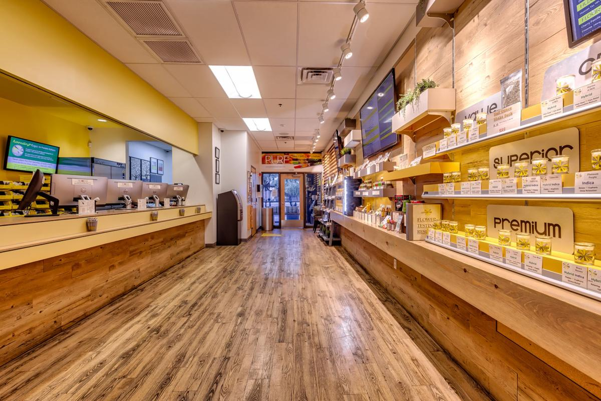 Harvest dispensary out of state