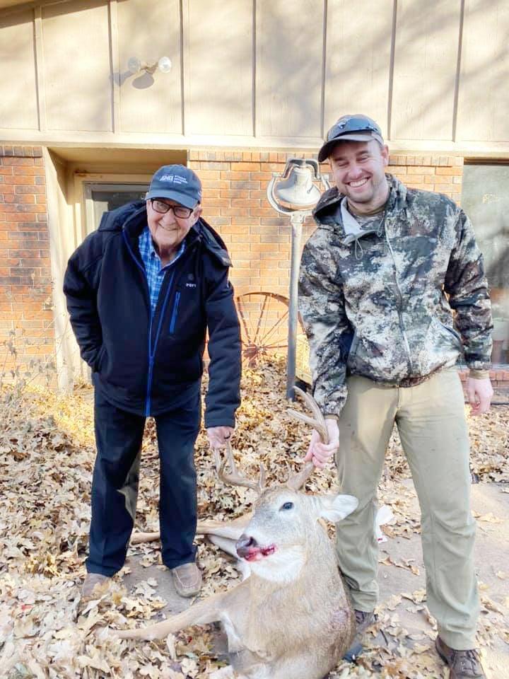 John Sasser and grandfather