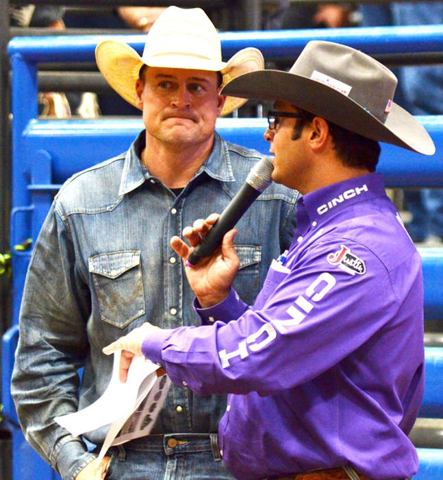 Smith Pro Rodeos Named In Ownership Group Cash Myers