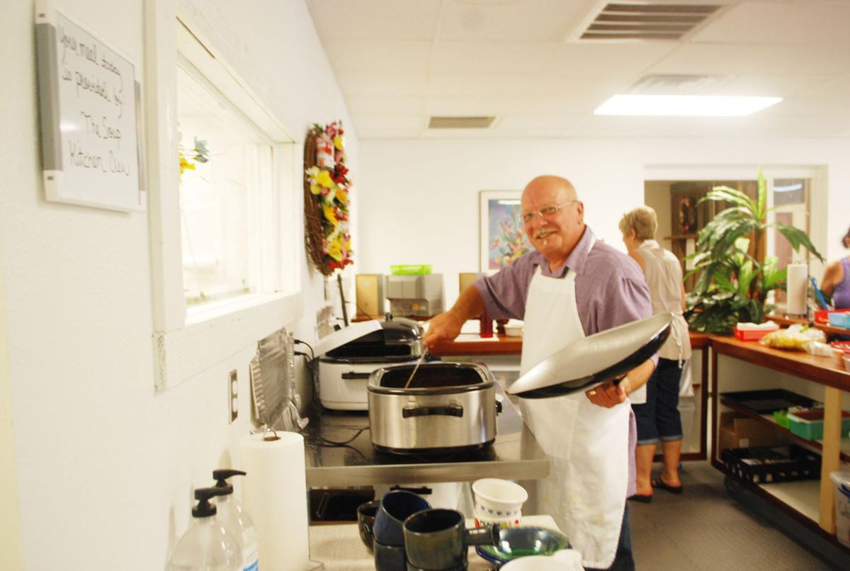 Soup Kitchen Volunteer Denton Tx