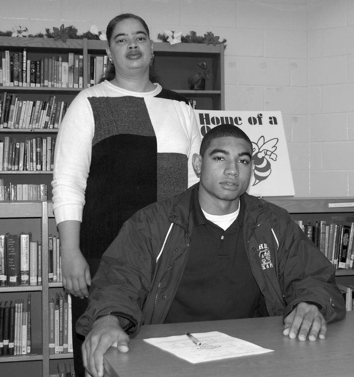 AHS's Ray signs with Tulsa