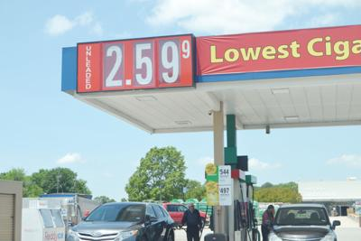 Gas Prices In Texas >> In Henderson County Some Fuel Prices Rise Above Texas Average