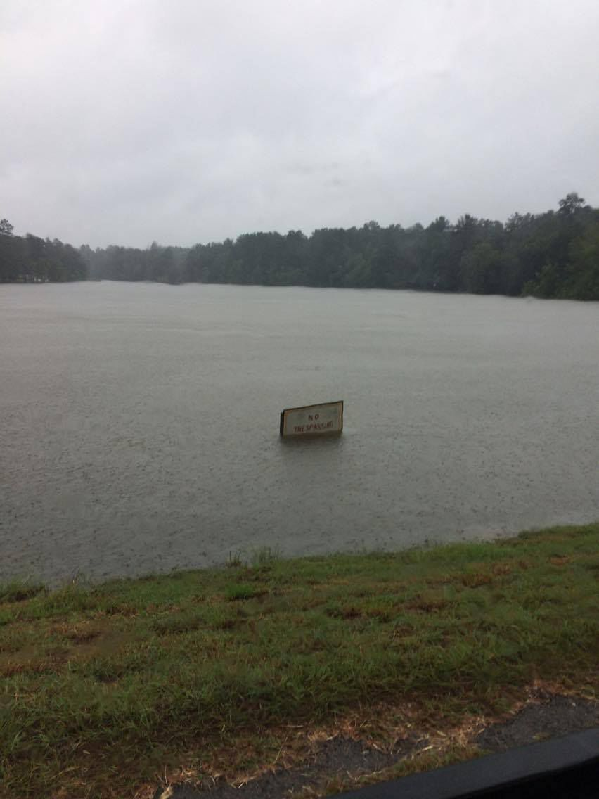 Huntsville Harvey Damage - Crowd Sourced