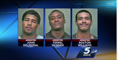 Rape suspects