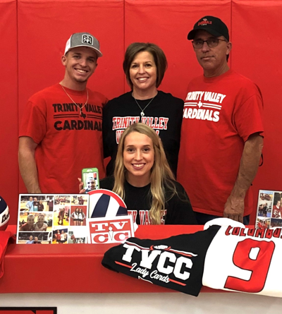 VB WELCOME TO THE VALLEY: Megan Shupak