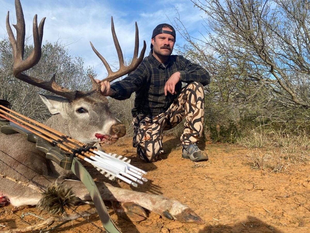 Guy with a buck