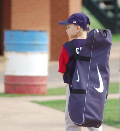 baseball kid