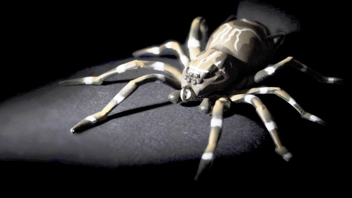 Phantom Spider by Lunkerhunt