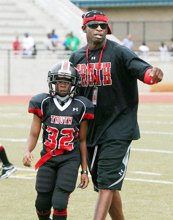 super popular 0c4ab 54504 Deion Sanders bringing youth football to Athens | Sports ...